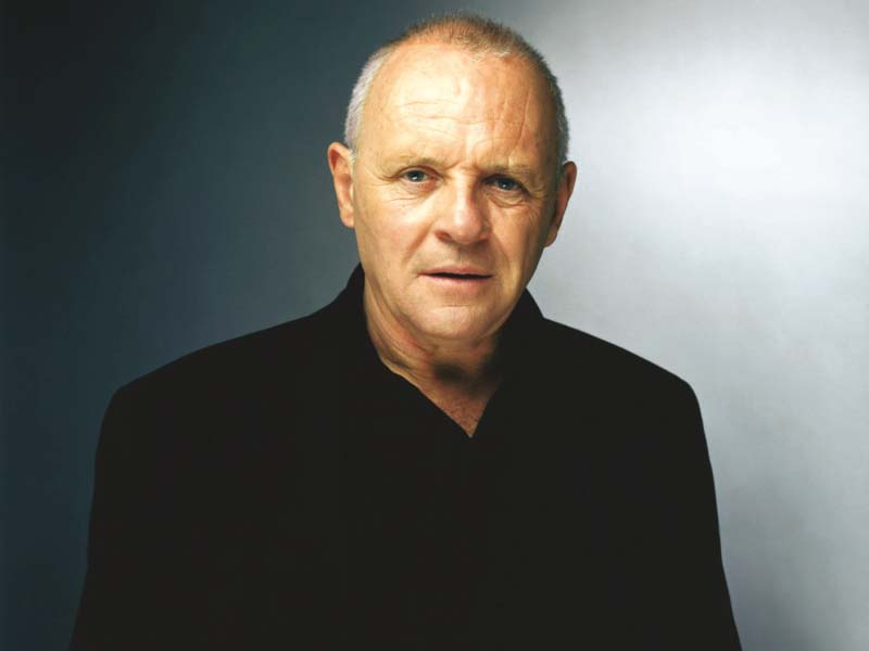 being an actor is peculiar business anthony hopkins