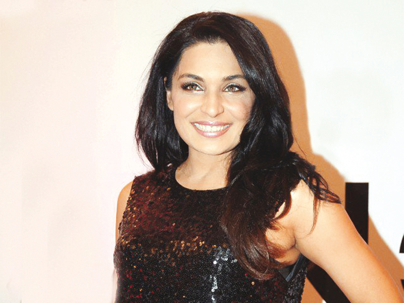 Meera is in the process of flying in film experts from Dubai to work on Oscar. PHOTO: FILE