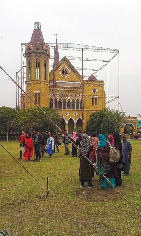 karachi restoration project