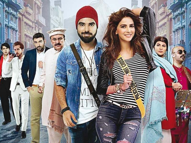Lahore Se Aagey is set to release on November 11. PHOTO: FILE