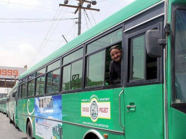 bus rapid transit over 0 5m peshawar residents to use brt every day