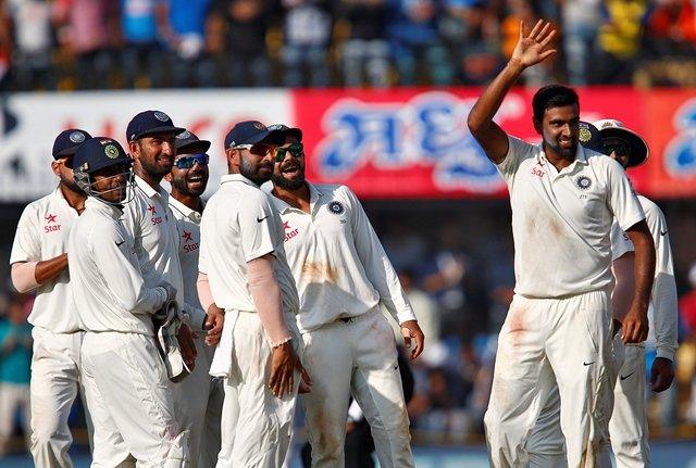 ashwin leads india s whitewash of new zealand