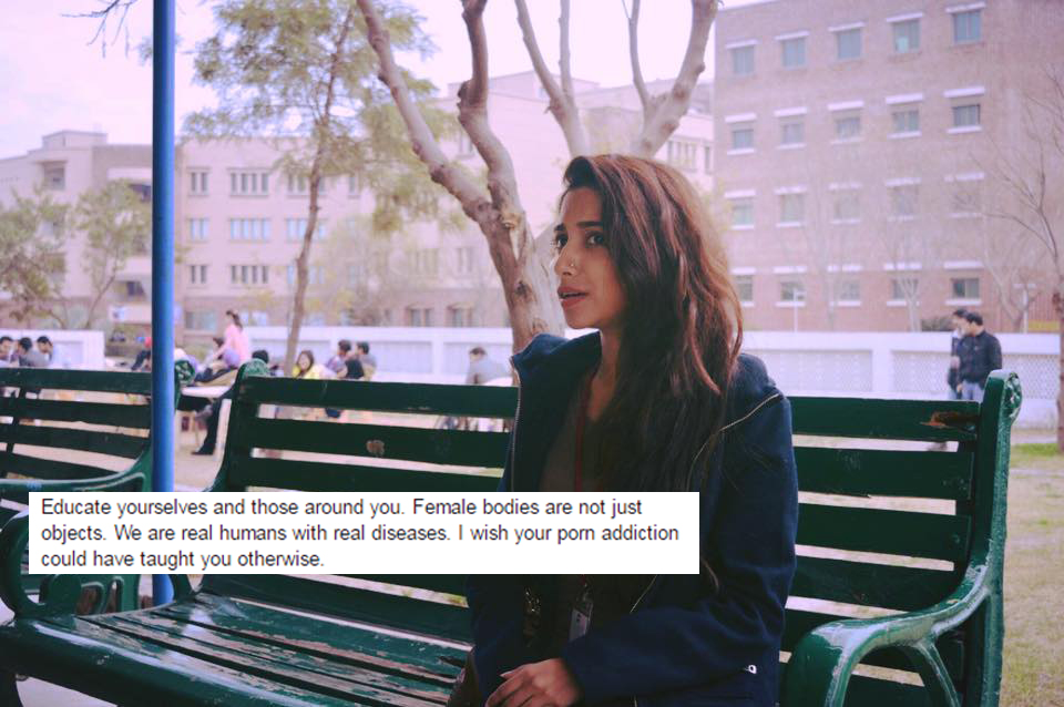 this pakistani girl s rant against breast cancer trolls is going viral