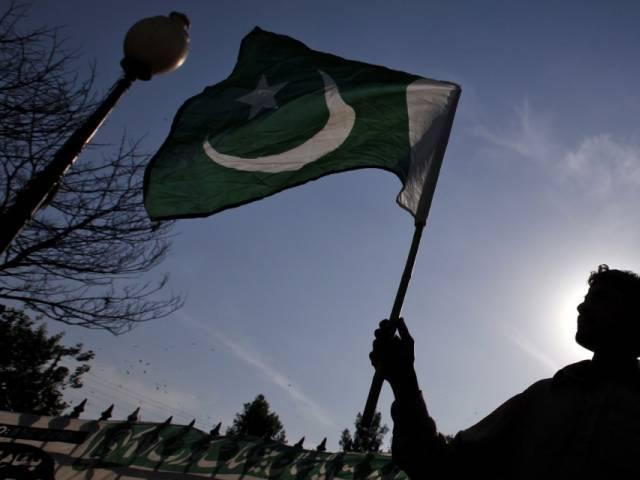 pakistan 039 s national flag photo reuters