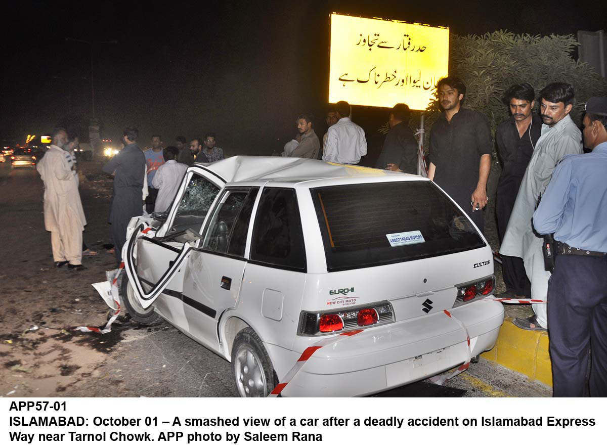 fatal mishap four killed in hit and run accident
