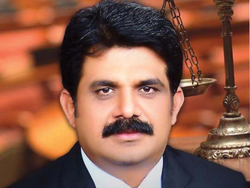 rana saeed s suspension legal fraternity convenes today to mull options