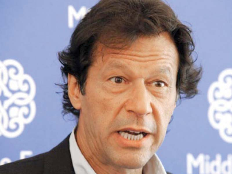 pti chief hints at prolonged protest in islamabad