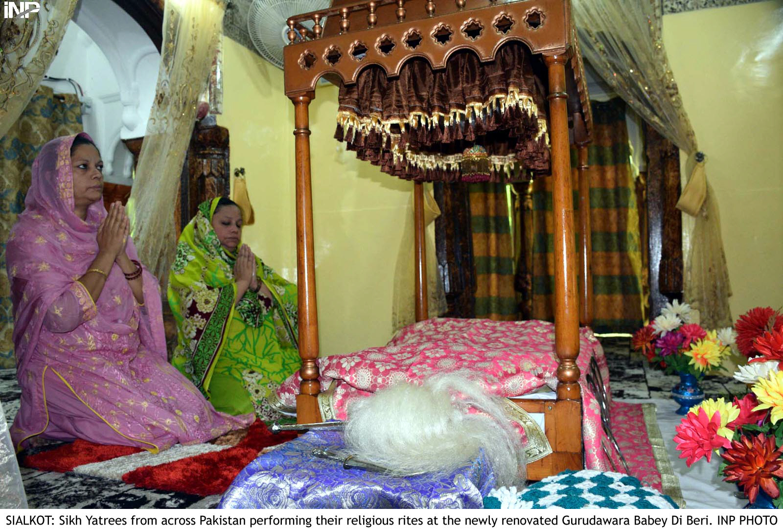 there are at least 82 religious sites in punjab for hindus photo inp