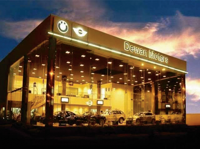 family business dewan group s automobile unit dewan farooque motors was the brainchild of young yousuf when he entered the family business two decades ago photo file