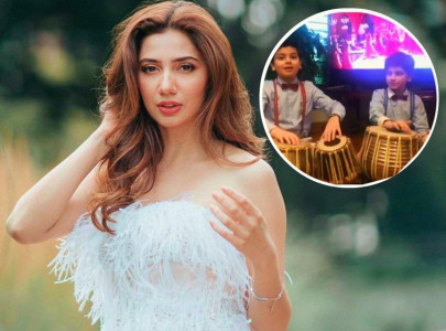 mahira khan lauds the czar brothers for impeccably jamming to her songs