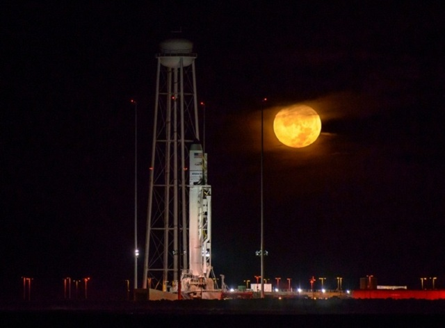 first launch for orbital s antares rocket since 14 blast