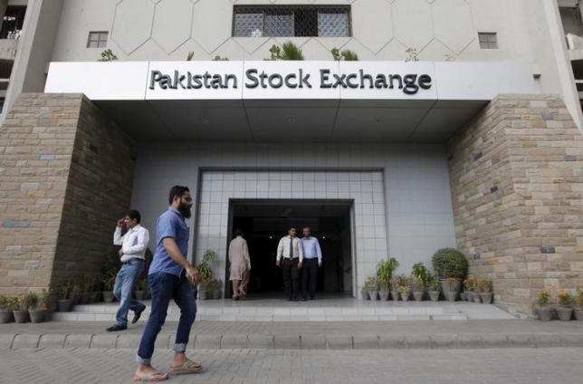 pakistan stock exchange rally losing momentum
