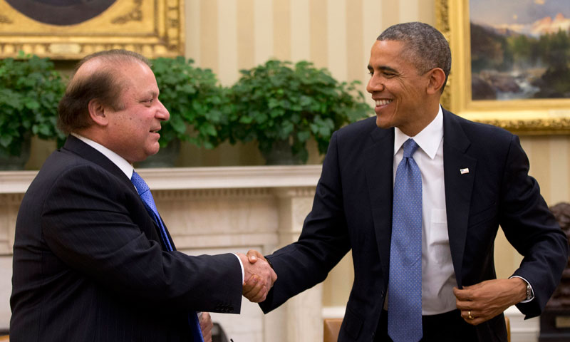 pakistan us remain committed to expanding ties