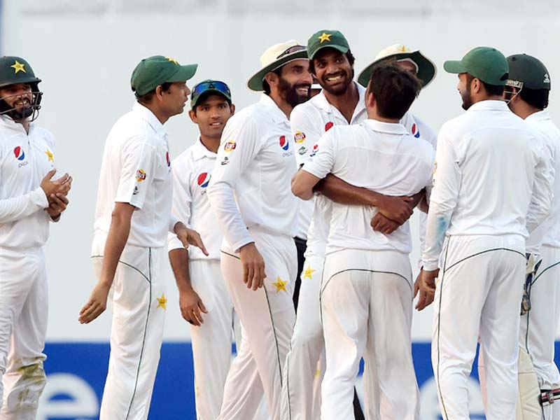 getting their noses in front pakistan tighten up noose on west indies