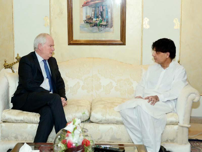 bilateral meeting british nsa meets nisar