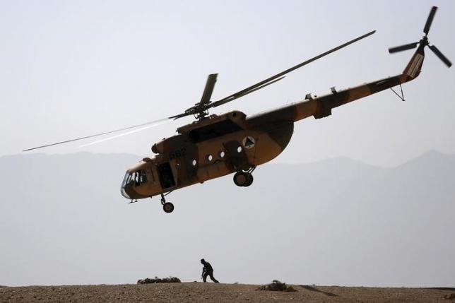 afghan air force spreads its wings amid record army losses