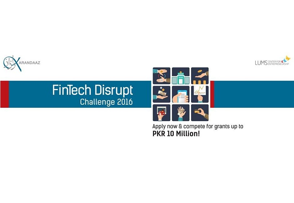 fintech disrupt challenge offers startups a chance to win upto rs10m