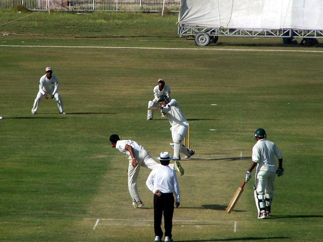 Quaid-e-Azam trophy. PHOTO: FILE