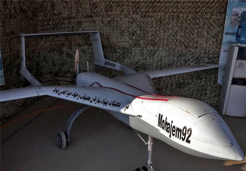 iran unveils suicide drone