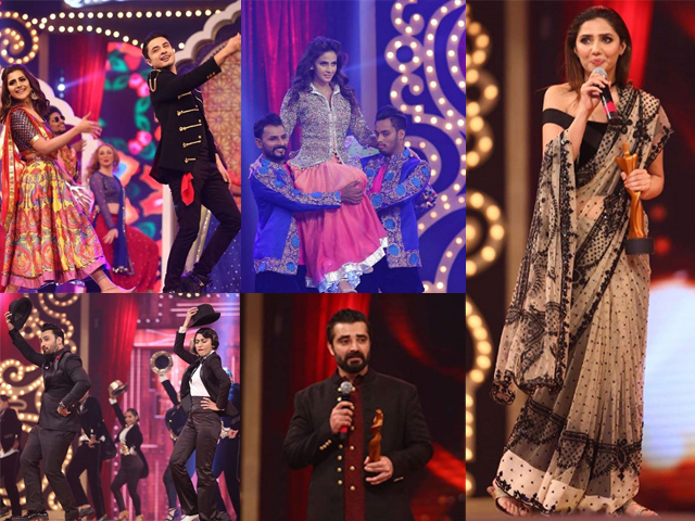 13 best moments from the first hum style awards