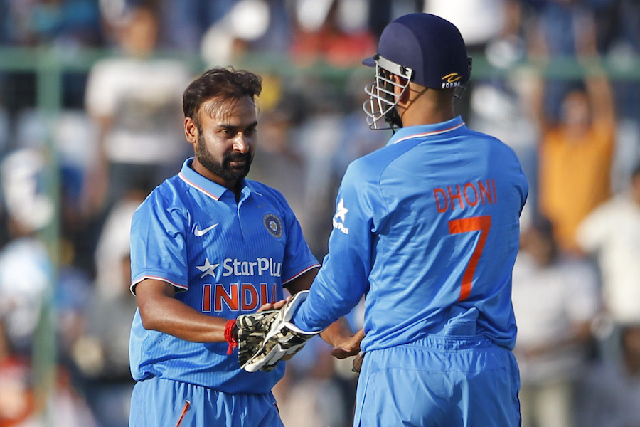 mishra takes five as india maul new zealand to win odi series