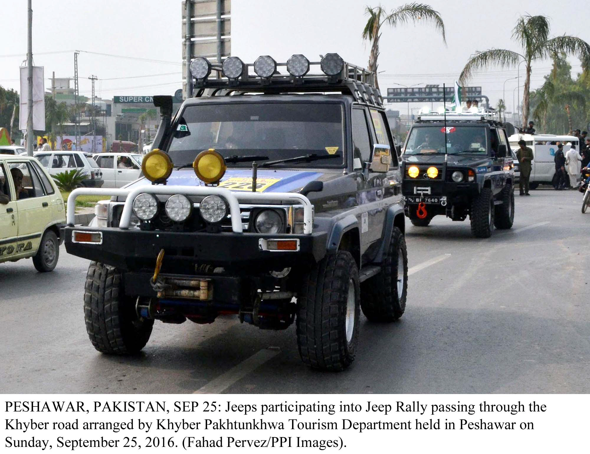 first ever race jeep rally comes to thal on november 3