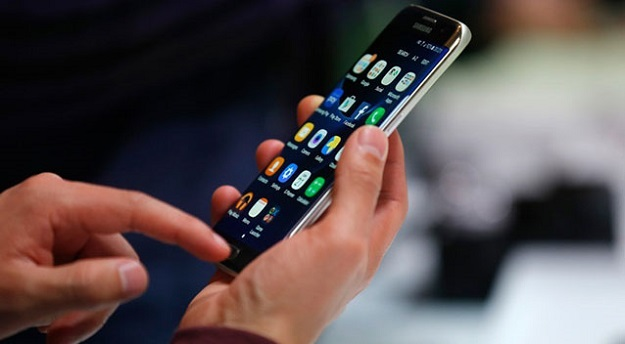 The flaw is related to smartphones' graphic software and communication codes. PHOTO: AFP