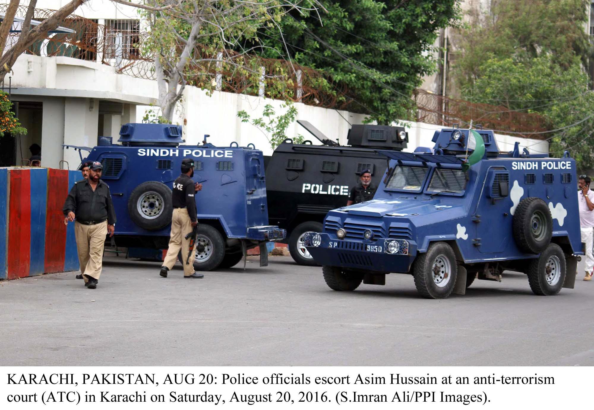 three aswj workers among five killed in karachi target killing
