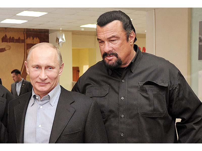 steven seagal granted russian citizenship