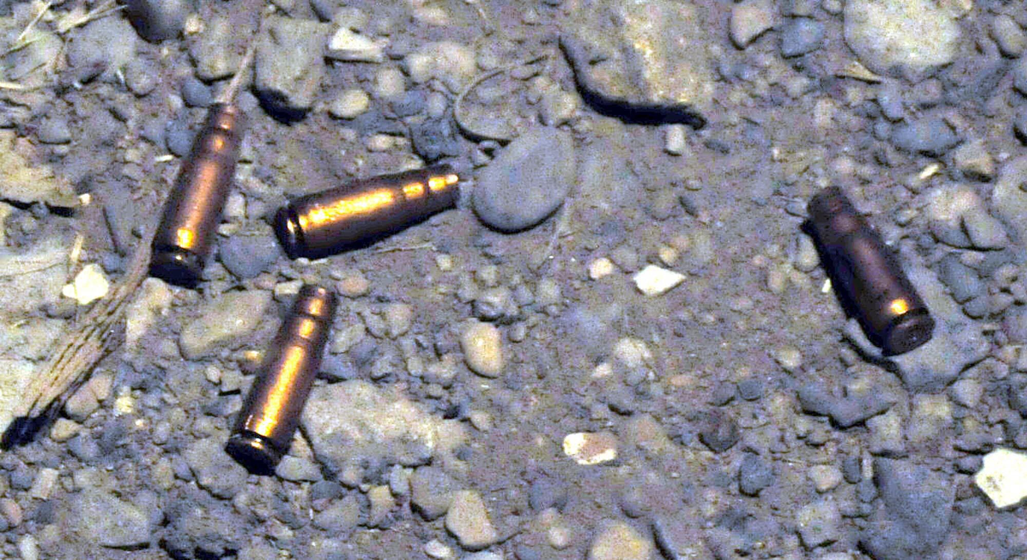 brutal killing police solve blind murder case