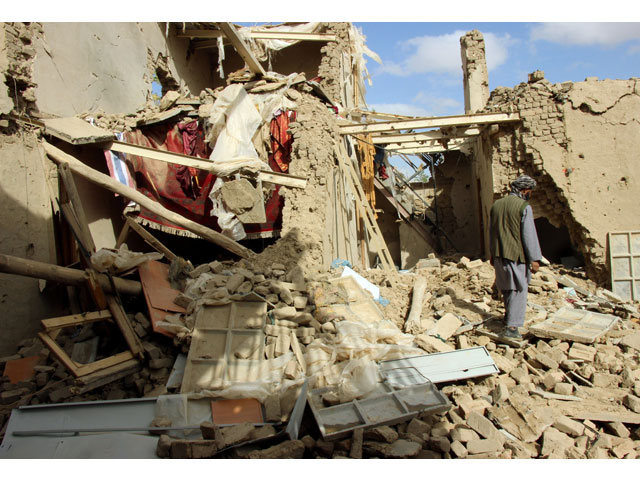 us forces say airstrikes very likely caused afghan casualties