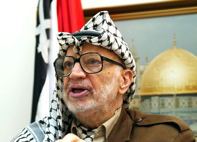 palestinians to open museum to longtime leader arafat