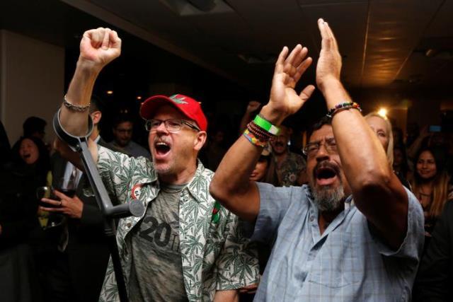 california voters embrace recreational marijuana