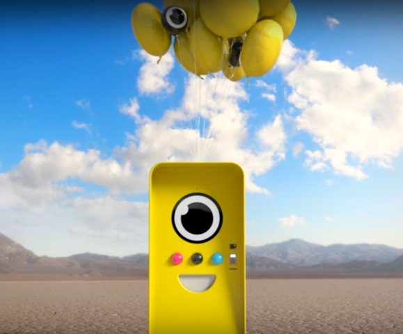 you can buy snapchat s spectacles from weird yellow vending machines