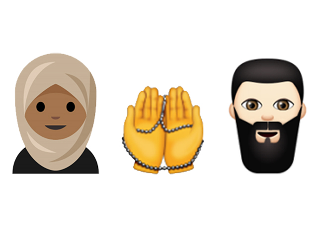 The Consortium also may consider adding an emoji of a male headscarf. PHOTO: UNICODE