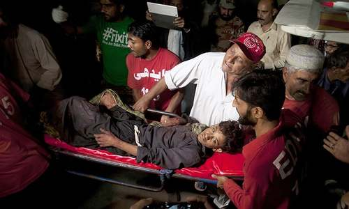 is claimed bombing kills at least 52 at khuzdar shrine
