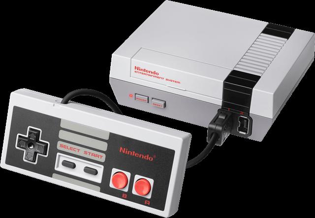 Nintendo NES Classic PHOTO: NINTENDO
