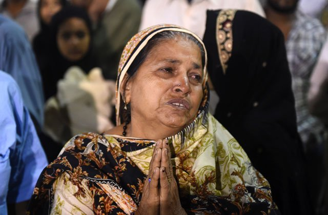 families ripped apart in khuzdar shrine attack