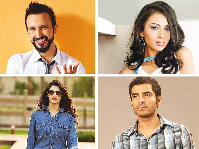 Starring Adeel Hussain, Tooba Siddiqui, Ali Kazmi and Sanam Saeed in lead roles, Dobara Phir Se will release on November 25. PHOTOS: FILE
