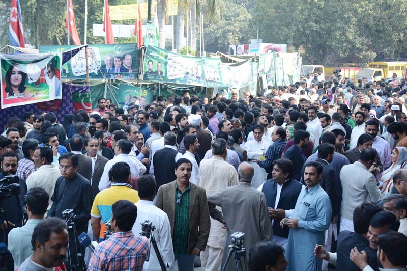 reserved lg seats ruling party on course for landslide win