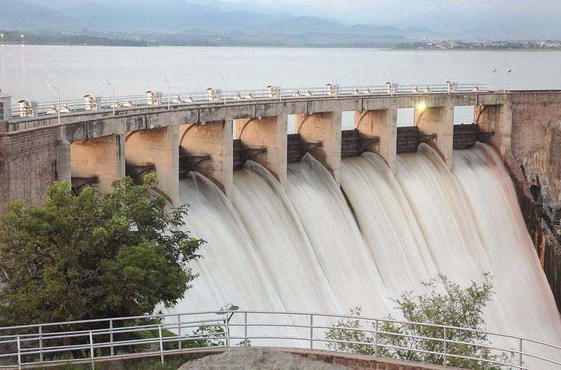 A general view of Rawal Dam. PHOTO: FILE