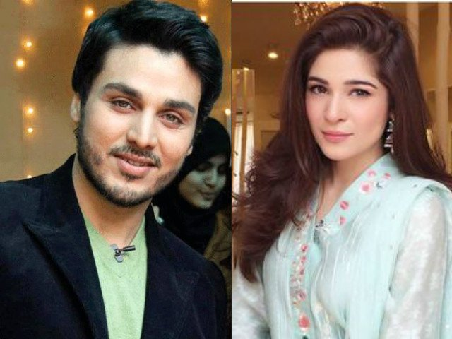 ahsan khan ayesha omer to star in upcoming romantic comedy