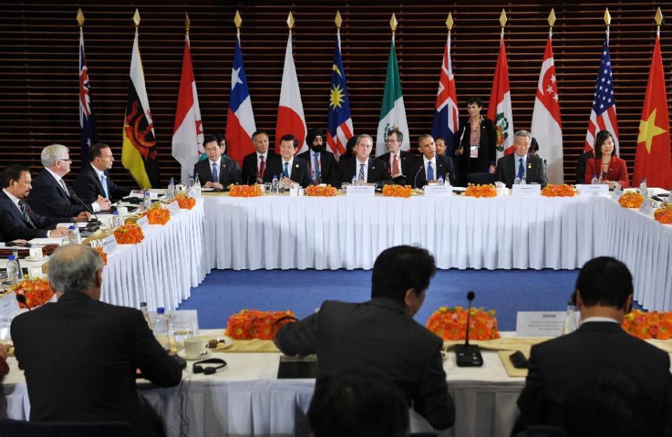 trans pacific partnership us trade tsar warns tpp scrapping carries costs