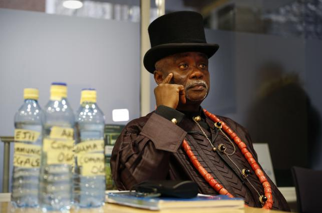 polluted water in hand nigerian king takes shell to court in london