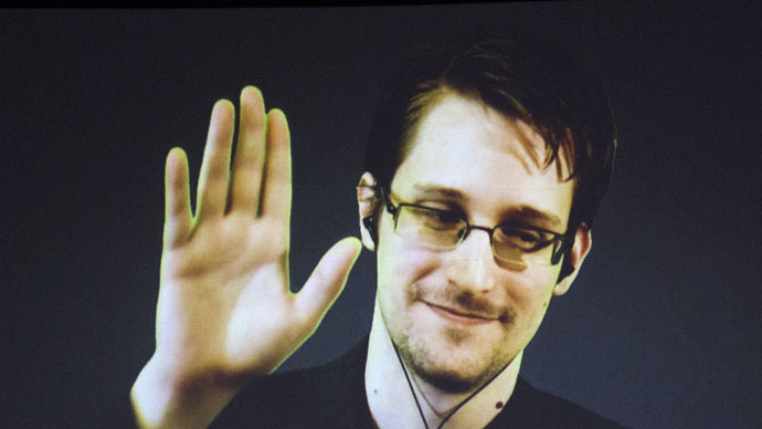 trump is just the president says defiant fugitive snowden