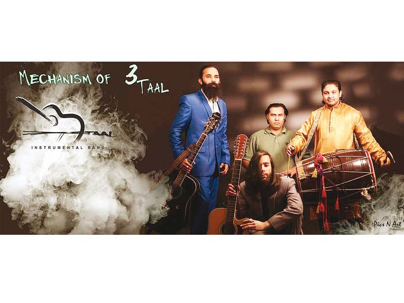 get set go 3 taal to take instrumental route towards sufi music