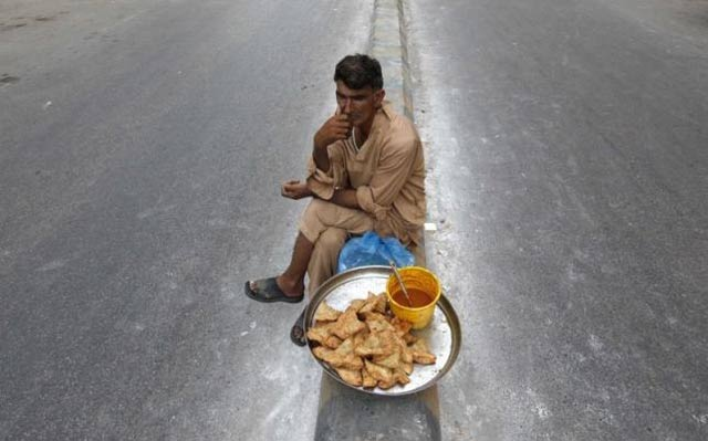 Claiming to secure better revenues, the government has failed in promoting exports, agriculture, industry. PHOTO: REUTERS