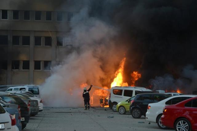 two killed in bomb attack in southern turkey