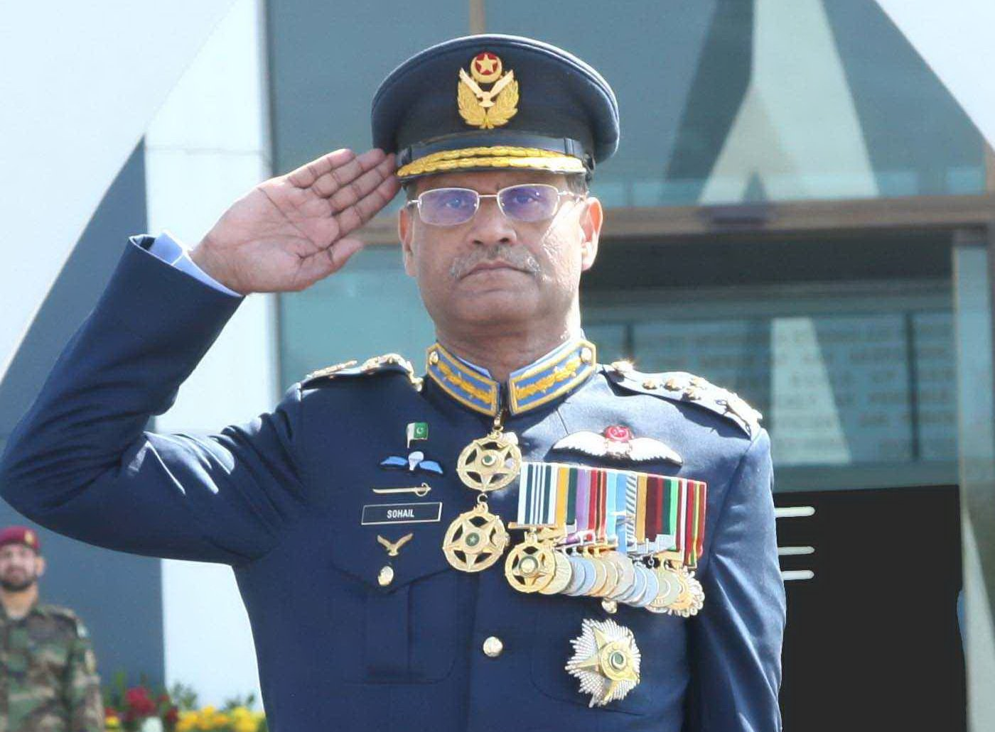 not worried about any threat from india air chief