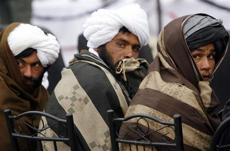 the move indicates their confidence in the us back govt in kabul photo reuters